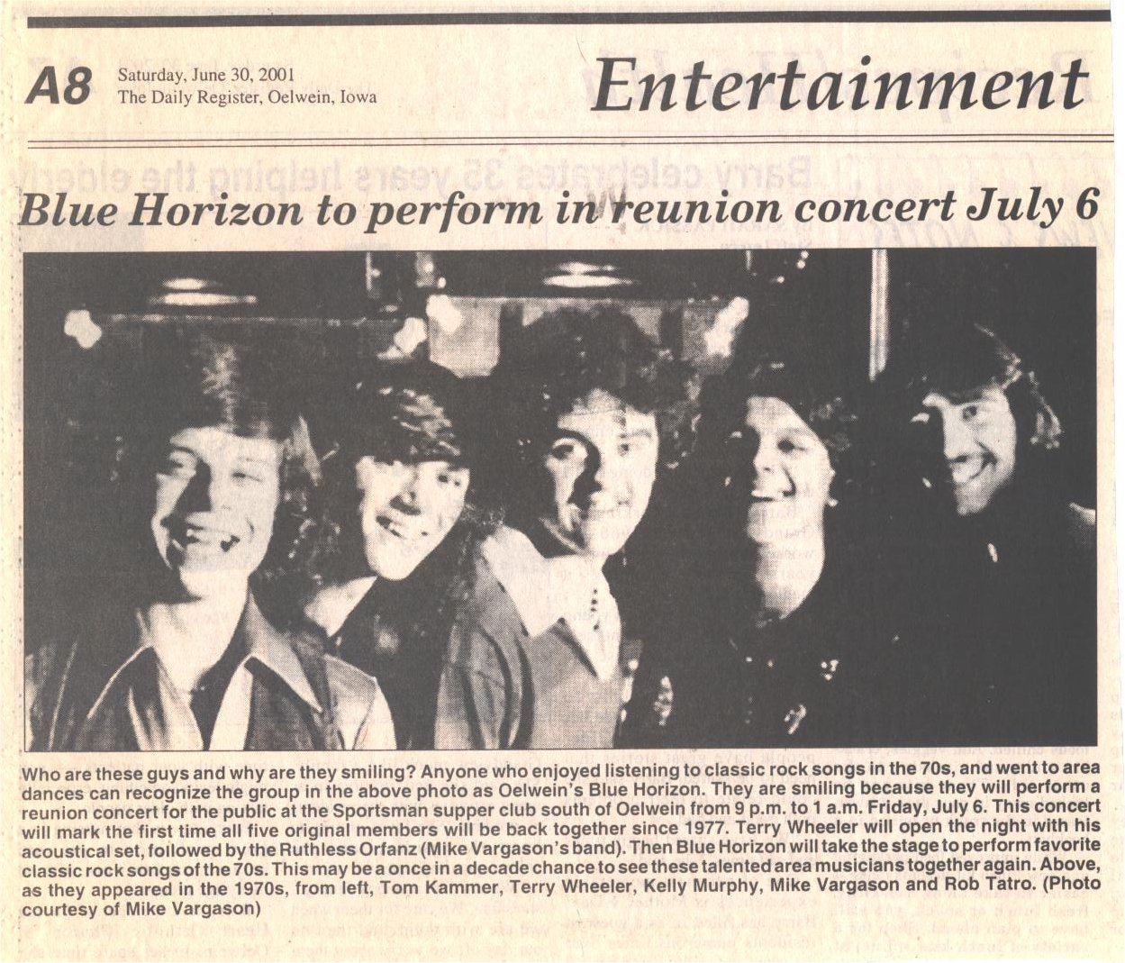 BHreunion2001newspaperArticlephotoOnly.jpg (302155 bytes)